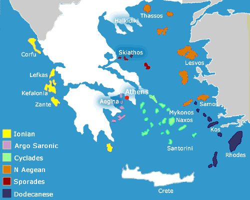 ''Greek map'' this is my country