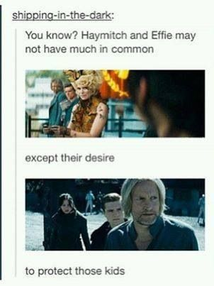For the record, I am not really a Hunger Games fan, but this ... This I like.