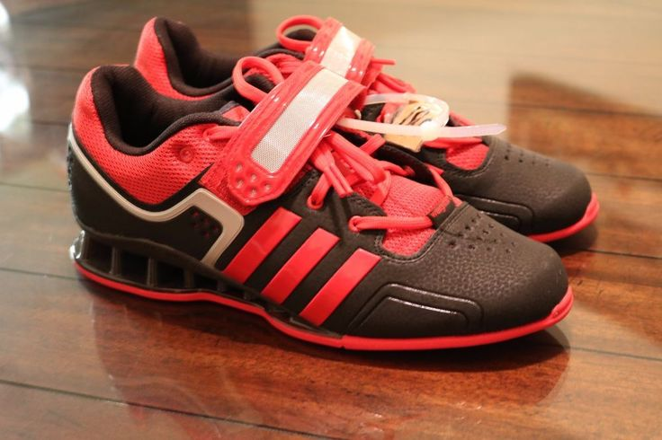 Adidas Adipower Weightlifting Shoes Crossfit Mens Brand New Size 8.5 #adidas #Weightlifting