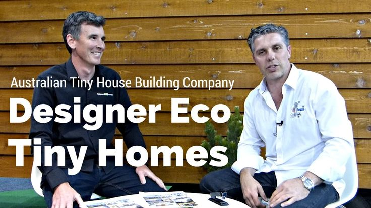 Tiny Houses are a big thing, and in this video, at the 2016 Sydney Home Show, Darren Hughes from Tiny Houses Australia snared an interview and Tiny House vid...