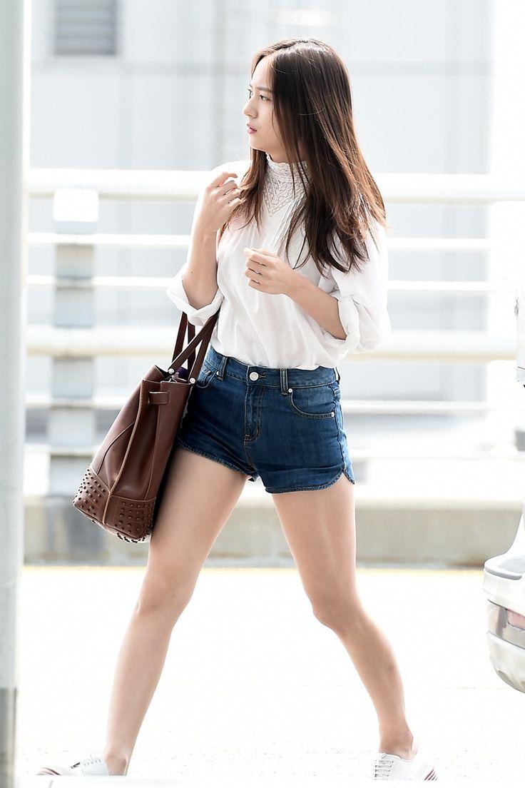 WIKITREE   '2016년 여름' 여자 연예인 공항 패션 (사진 28장)