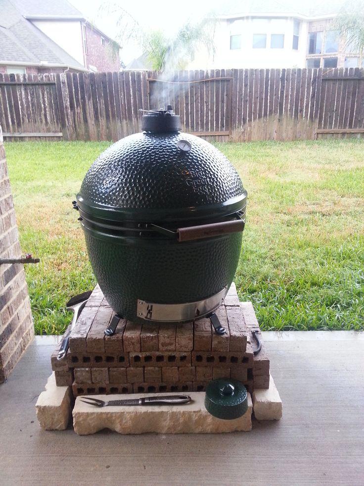 big egg grill