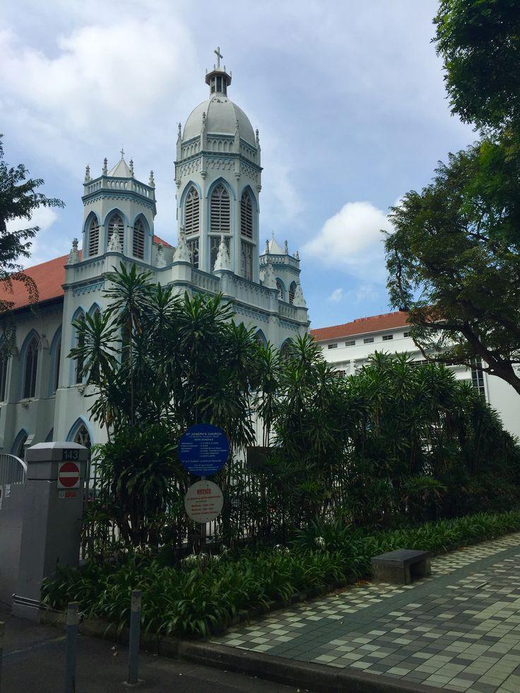 @Saint Joseph's Church.sg