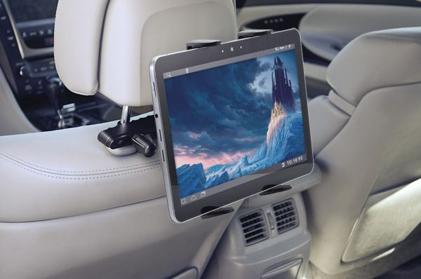 Everyone will be entertained when you #paypalit for this headrest tablet mount and make time spent in the car feel like no time.