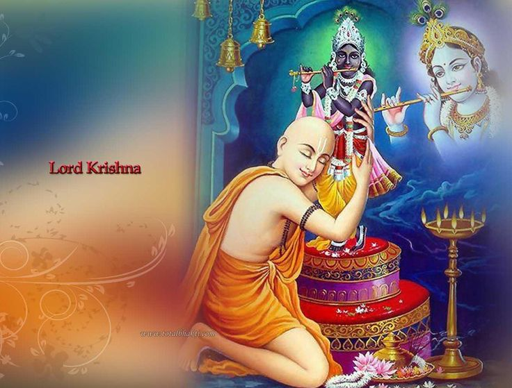 Friendship Dav Krishna Sudama HD Wallpaper for free download