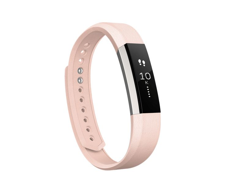 Fitbit Alta! After much thought, I do believe this is the one I'll get! Don't get me wrong, I like Brads Fitbit charge hr, but it's a bit bulky. I need something a little more sleek.