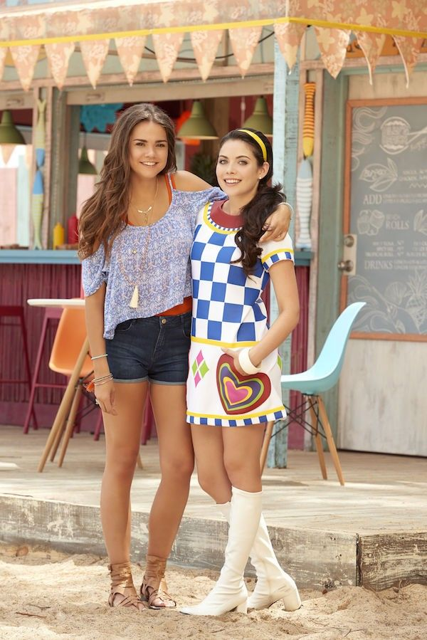 Teen Beach 2 Movie - Girl Power #TeenBeach2Event
