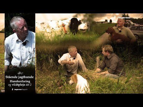 Film om stående jagthunde. Claus Søgaard med mere end 40 års hundeerfaring fortæller om de spændende hunde.