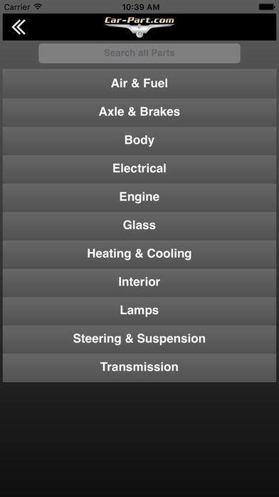 Car Part Com Used Auto Parts >> Carpart Com Used Auto Parts Market Apprecs Best Used Cars Used