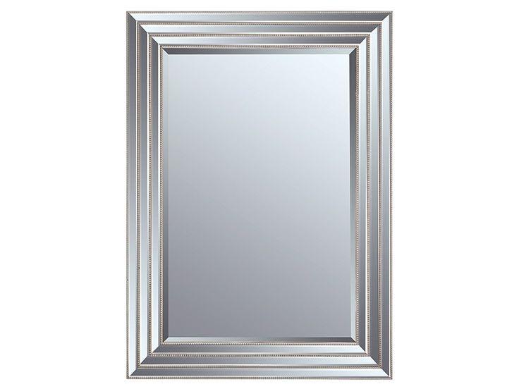 Las 25 mejores ideas sobre marco espejo en pinterest for Espejos con marco color plata
