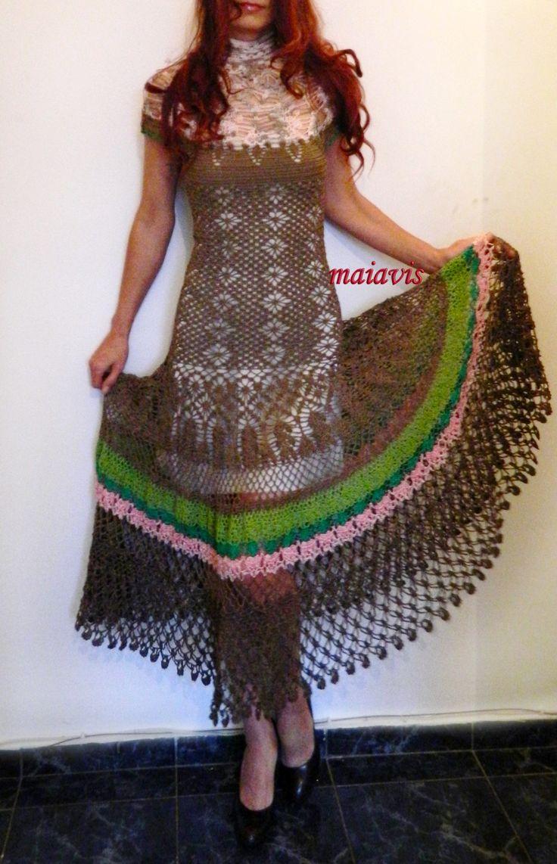women fashion long dress