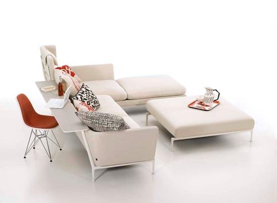 Modern Suita Sofa Design