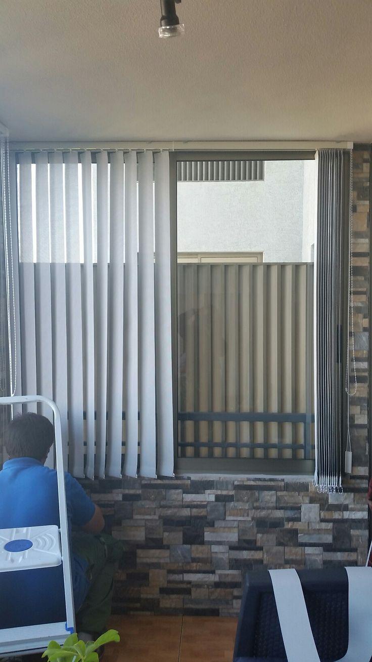 Venta e instalación de cortinas roller. Modelo imagen Roller Vertical