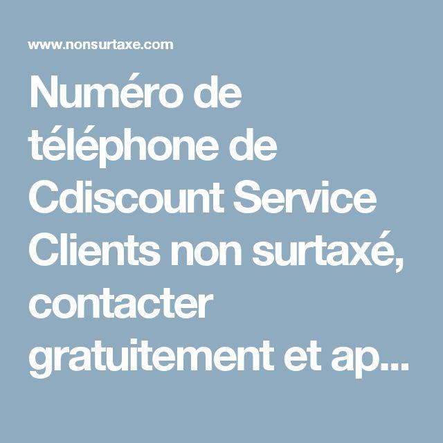 1000 id es sur le th me num ro de t l phone sur pinterest num ros apprenti - Bnp service client non surtaxe ...