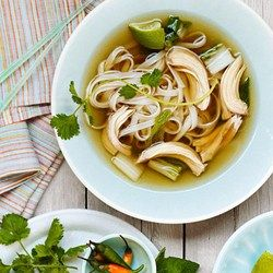 Slow-Cooker Chicken Pho - EatingWell.com