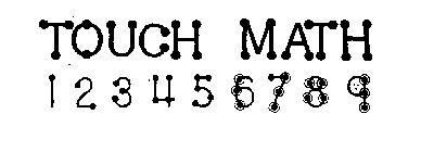... | You do the Math | Pinterest | Touch Math, Math and Number Lines