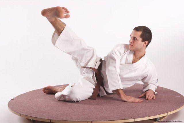 Gabriel Fighting Download: https://www.human-anatomy-for-artist.com/photos/show/id/29713