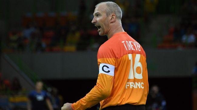 Thierry Omeyer - Handball France JO Rio 2016