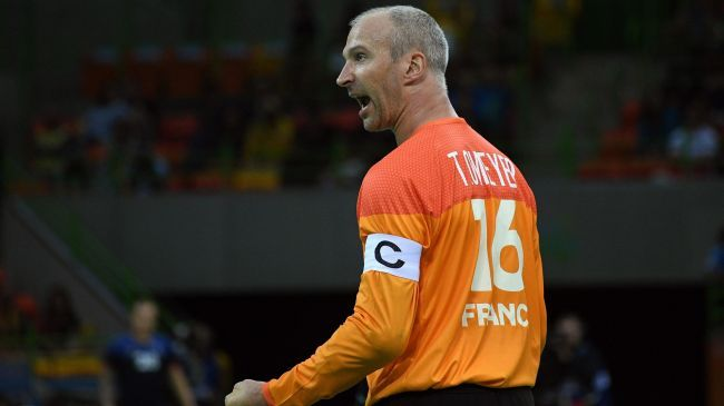 Thierry Omeyer - Handball France JO Rio 2016