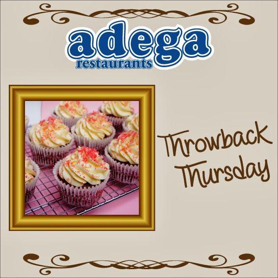 Throwback Thursday - Cupcakes