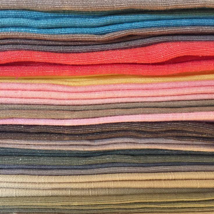 Warsaw Linen fabric range. www.whatnot.co.za