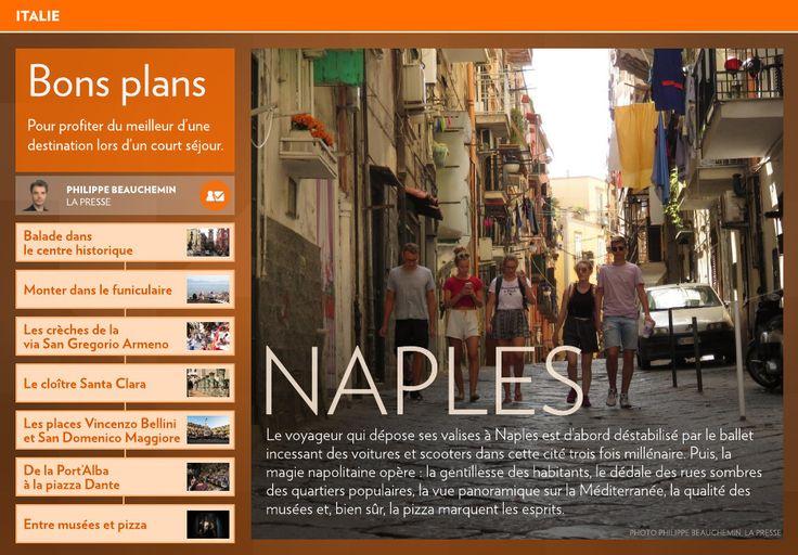 Naples - La Presse+