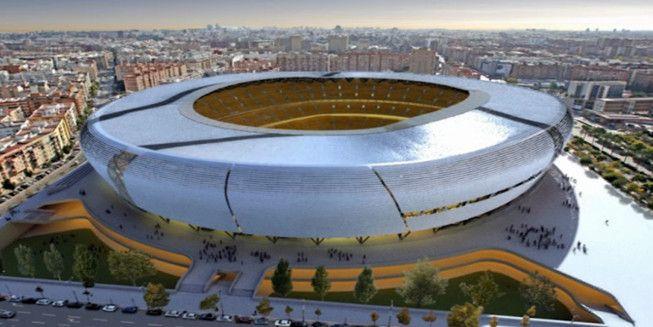 Así será el nuevo estadio del Valencia CF - Página web oficial Valencia CF