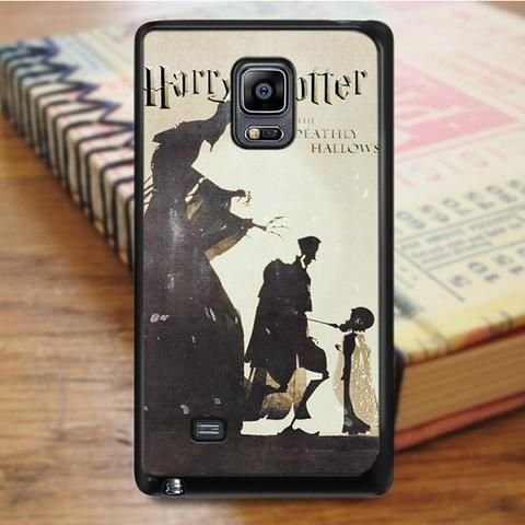 Harry Potter And Deathly Hollows Samsung Galaxy Note 5 Case