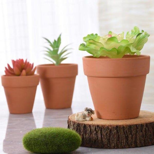 Earthware Bulk Cheap Terra Cotta Pots And Terra Cotta Clay Pots Wholesale Clay Pot For Plants Ceramic Flower Pots Cheap Terra Cotta Pots Terra Cotta Clay Pots