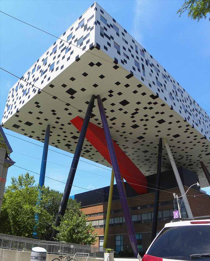 Sharp Centre for Design i Toronto, Kanada