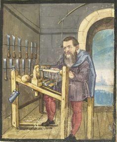 Mendel Housebook, Amb. 317,2 Folio 29 Vers, um 1425, Nürnberg – C …