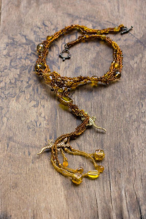 Lizard Necklace Long Dainty Necklace Dainty Choker Tie
