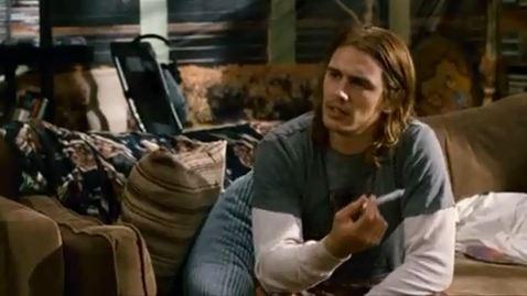 "the Jesus (James Franco as Saul Silver, ""Pineapple Express"" - 2008)"