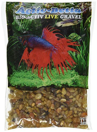 Activ Betta Gems Aquarium Sand, 1-Pound >>> Be sure to check out this awesome product.