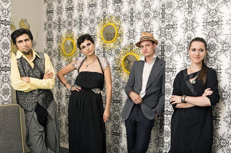 """Группа """"Дети Picasso"""" возвращается на сцену! 18 июня 2015 года на сцене #Erarta. http://www.erarta.com/ru/calendar/events/detail/ea7854f2-f490-11e4-9b68-8920284aa333/"""