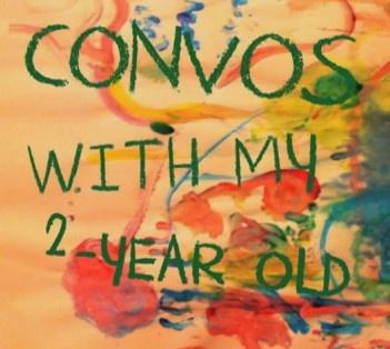 Han spelar upp roliga samtal han haft med sin tvååring, men byter ut henne mot en vuxen man http://blish.se/e3ed2dcf30 #humor #barn #konversation