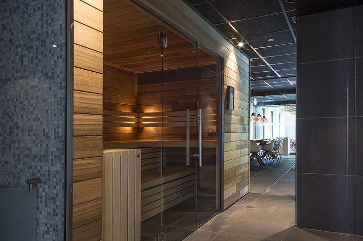 Sauna made by VSB Wellness