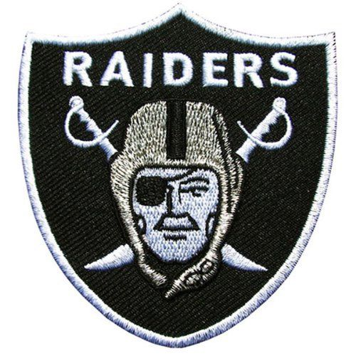 Oakland Raiders Patch