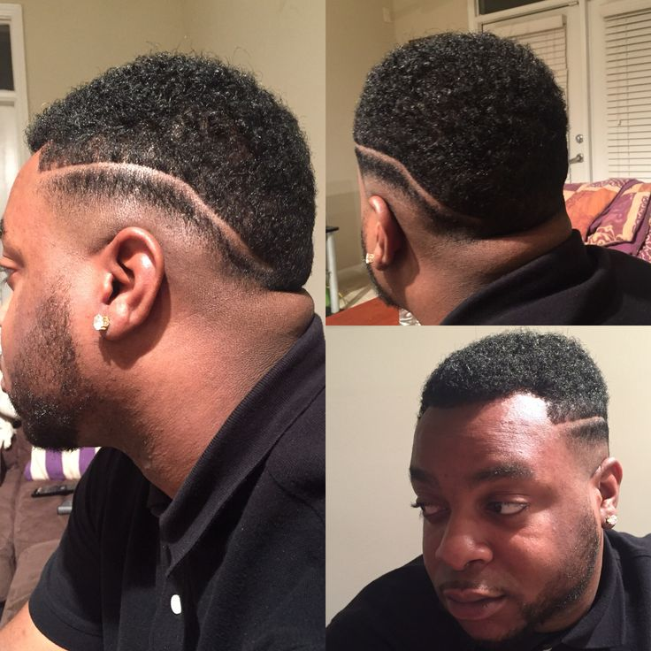 Fade with part #kendradidthat #taper #fade #part #loveit