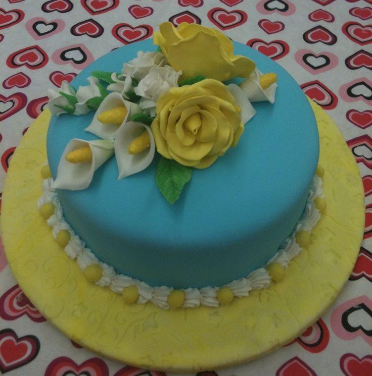 Fondant Cake Decorating Classes Michaels : 21 best images about Wilton Method - Course 3 on Pinterest ...