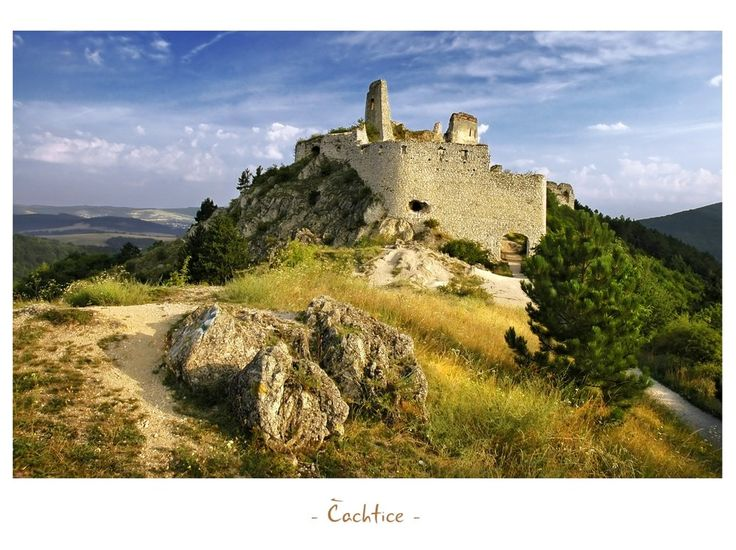 "Castle Cachtice -- home to ""The Blood Countess,"" Elizabeth Bathory -- where more than 600 young girls perished during the 1500s..."