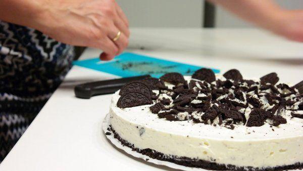 Oreo torta sütés nélkül