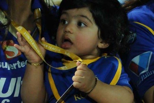 Shilpa Shetty's son Viaan Raj Kundra turns 1 today