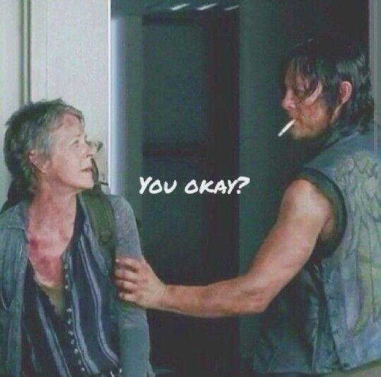 Are Daryl and Carol on The Walking Dead a Couple