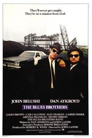 The Blues Brothers (1980) - MovieMeter.nl
