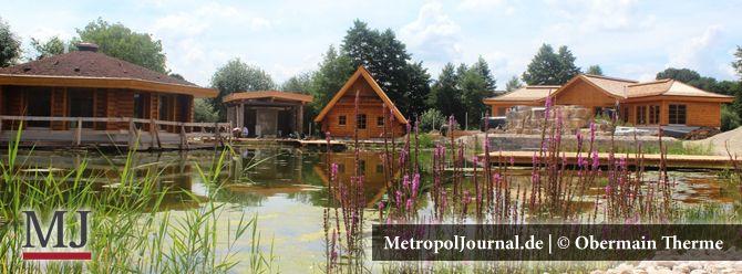 (LIF) Im Olymp von Deutschlands Sauna-Oasen Erweiterung des SaunaLandes der Obermain Therme vor Fertigstellung - http://metropoljournal.de/lichtenfels-bad-staffelstein-im-olymp-von-deutschlands-sauna-oasen-erweiterung-des-saunalandes-der-obermain-therme-vor-fertigstellung/