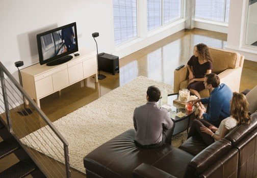 Presentata la nuova linea di diffusori digitali home cinema CineMate. http://www.leonardo.tv/hi-tech/bose-home-cinema