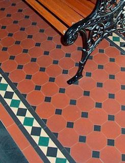 Barton 100 Tile Design Victorian Tiles - Walls and Floors