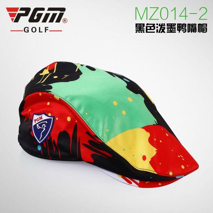 Golf Hat Lady cap Female Sunscreen Breathable Inkball Splash Free Shipping