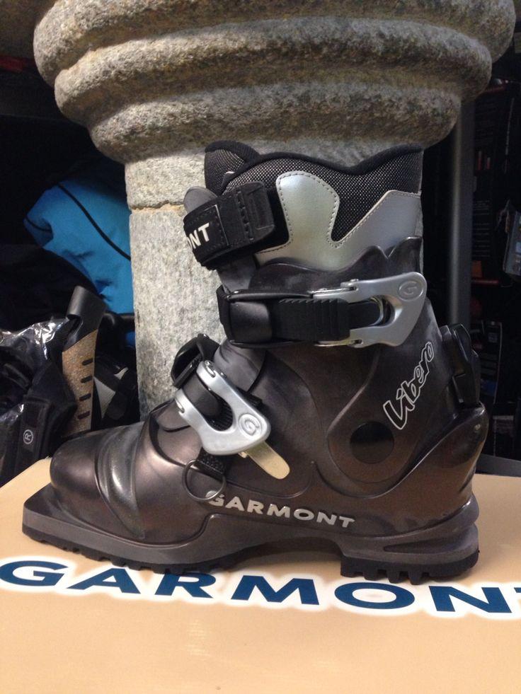 Garmont Libero Women's Plum Plastic Scarponi Da Telemark E Fondo Escursionismo Garmont Libero Backcountry Ski Boots  Published via Nembol app